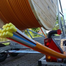 Glasfaserausbau Kranüchel